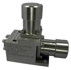 Small Submersible Latching Solenoid Valve