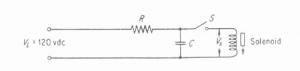 DC Pulse Operation of Solenoid