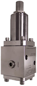 Submersible Subsea Solenoid Valve